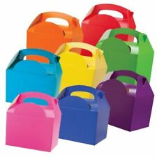Food boxes Party Loot boxes A Large variety of Colours Discounts Available