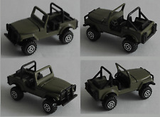 Welly - Jeep 4x4 olivgrün