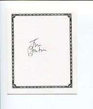 Jim Benton It's Happy Bunny Author Artist Signed Autograph Bookplate
