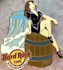 Hard Rock Cafe NIAGARA FALLS CANADA 2005 GIRL of ROCK SERIES PIN GOR #3 HR 30852