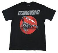 Scorpions Jack Stinger Black T Shirt New Official Band Merch