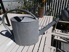 Vintage Large 3 Gal. Galvanized Watering Can