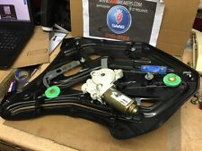 MK2 03 TO 10 SAAB 9-3 CONVERTIBLE REAR DRIVER WINDOW REGULATOR & MOTOR COMPLETE