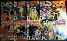 Lot of 10 Cloak and Dagger #2-11 (1985, Marvel)