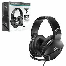 Turtle Beach Turtlebeach Ear Force Recon 200 Wired Gaming Headset Black for Ps4