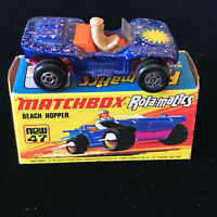 Matchbox Superfast No 47 Beach Hopper Nr Mint In Box 1972 Day Diecast Toy