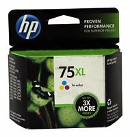 HP 75XL Tri-Color Ink Cartridge CB338WN Genuine New