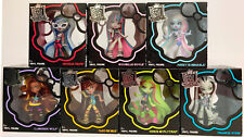 Monster High 10cm Moulded Cool Ghouls Figures - 7 To Choose From