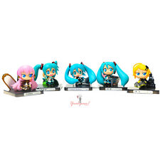 Nendoroid Hatsune Miku Megurine Luka Kagamine Rin 5 Figure Set FROM JAPAN+GIFT
