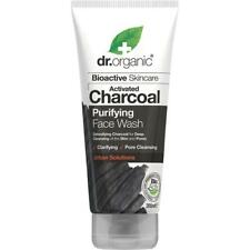 Dr Organic Organic Activated Natural Organic Charcoal Purifying Face Wash 200ml