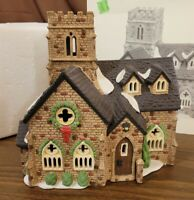 Dept 56 Dickens' Village Series KNOTTINGHILL CHURCH 55824 RETIRED