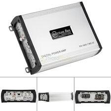 American Bass Ph-1600.1 Mono Amplifier Class D Micro 1600W Max Phantom Series