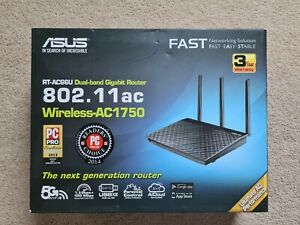ASUS RT-AC66U 1750 Mbps Wireless AC Router