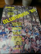 Bluegrass Unlimited Special ED. Bluegrass '80 Photos, Events, Instruments