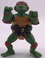 Vintage 1988 Teenage Mutant Ninja Turtles Playmates TMNT  Raphael Rare Figure