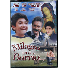 """""""Milagro En El Barrio"""" *DVD NEW & Sealed* Fernando Almada, Claudia Islas (1990)"""