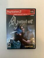 Resident Evil 4 PlayStation 2, 2005 USED