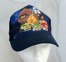 Star Wars Angry Birds Blue Adult Hat Baseball Ball Cap