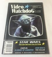 1994 Video Watchdog magazine #21 ~ STAR WARS, CHARLIE CHAPLIN, JOHN WOO, more