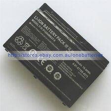 New genuine P150HMBAT-8 6-87-X710S-4271 battery for CLEVO K670E P170EM P170HM
