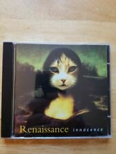 Innocence by Renaissance (CD, Feb-1998, Mooncrest Records)