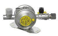 CARAVAN / MOTORHOME - Truma Bulk Head LPG Gas Regulator – RVS10/H.9 - 0129467