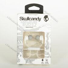 Skullcandy Smokin' Buds 2 In-Ear Buds Earphones Headphones w/Mic Headset - White