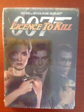 DVD James Bond 007 License To Kill 3D Lenticular Cover NEW