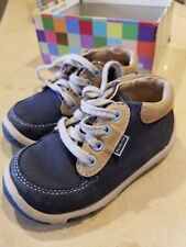 Stride Rite 8xw Boys  Leather Shoes