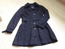 lässiger Trenchcoat Mantel Kurzmantel Jacke  Gr. 38 von H&M