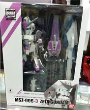 SDGO Limited version MSZ-006-3 Zeta Gundam Karaba Z-3 Purple transform