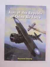 Osprey: Aces of the Republic of China Air Force - Aircraft of the Aces 126