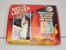 Res Q Ladder 15' 2 Story 1000lb Emergency Fire Escape Ladder ~New Open Box