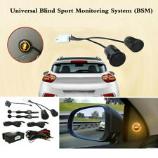 Auto Blind Spot Detection Monitoring Alert System with 2 Sensor Fit for Car SUV