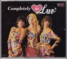 Luv' - Completely, 4er CD mit 4 Original Alben+Bonus, 62 Titel / 4er CD Neuware