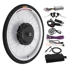 36V Front Wheel Electric Bicycle Motor Conversion Kit 500W E Bike Cycling Hub