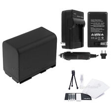 BP-945 Battery + Charger + BONUS for Canon XL1 XL1s XL2 XM1 XM2 XV1 XV2