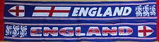 England Fanschal Schal Fussball Football scarf #001
