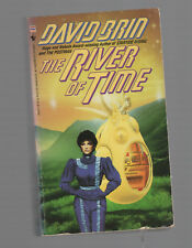 DAVID BRIN pb The River of Time