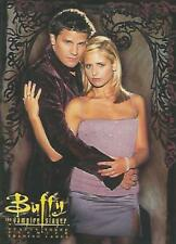 "Buffy Season 3 - B3-1 Philly Show ""Coming September 1999"" Promo Card"