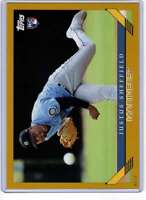 Justus Sheffield 2019 Topps Archives 5x7 Gold #221 RC /10 Mariners