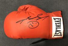 Sugar Ray Leonard Autographed Signed Everlast Boxing Glove World Champion