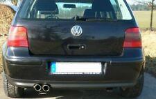 FMS Gruppe A Anlage Edelstahl V6-Heck VW Golf IV Lim (1J,97-03) 1.9TDI 66-110kW