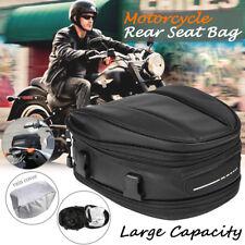 Motorrad Sattel Hinten Koffer Rücksitz Sitzsack Hecktasche Pack Wasserdicht