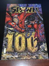 2000 Spawn #100 regular Todd Mcfarlane cover Near Mint Nm