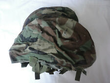 10 X US ARMY PASGT HELMET COVER HELMÜBERZUG (woodl.)