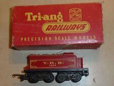 OLD TRIANG R233 OO/HO GAUGE RAILWAY TENDER (for DAVY CROCKETT Loco ) TRR 1868