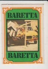 Monty Gum trading card 1978 TV Series: Baretta #11