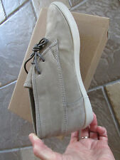 NEW SEAVEES 2 EYE FLOATER SUEDE MID SHOES MENS 8.5 CHUKKA SNEAKER SHOES