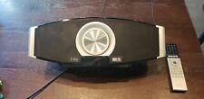 iLive Model # IHT3807DT iHS1 Clock Radio ipod 2.1 Ch Subwoofer Speaker System